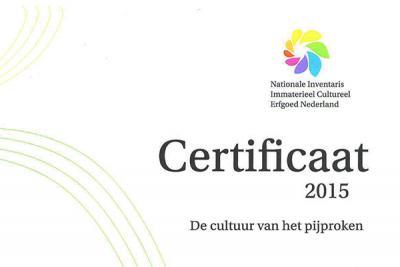 La Pipa, una tradizione culturale dei Paesi Bassi