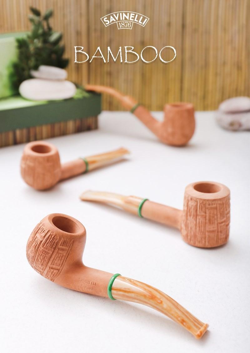 Savinelli - Bamboo
