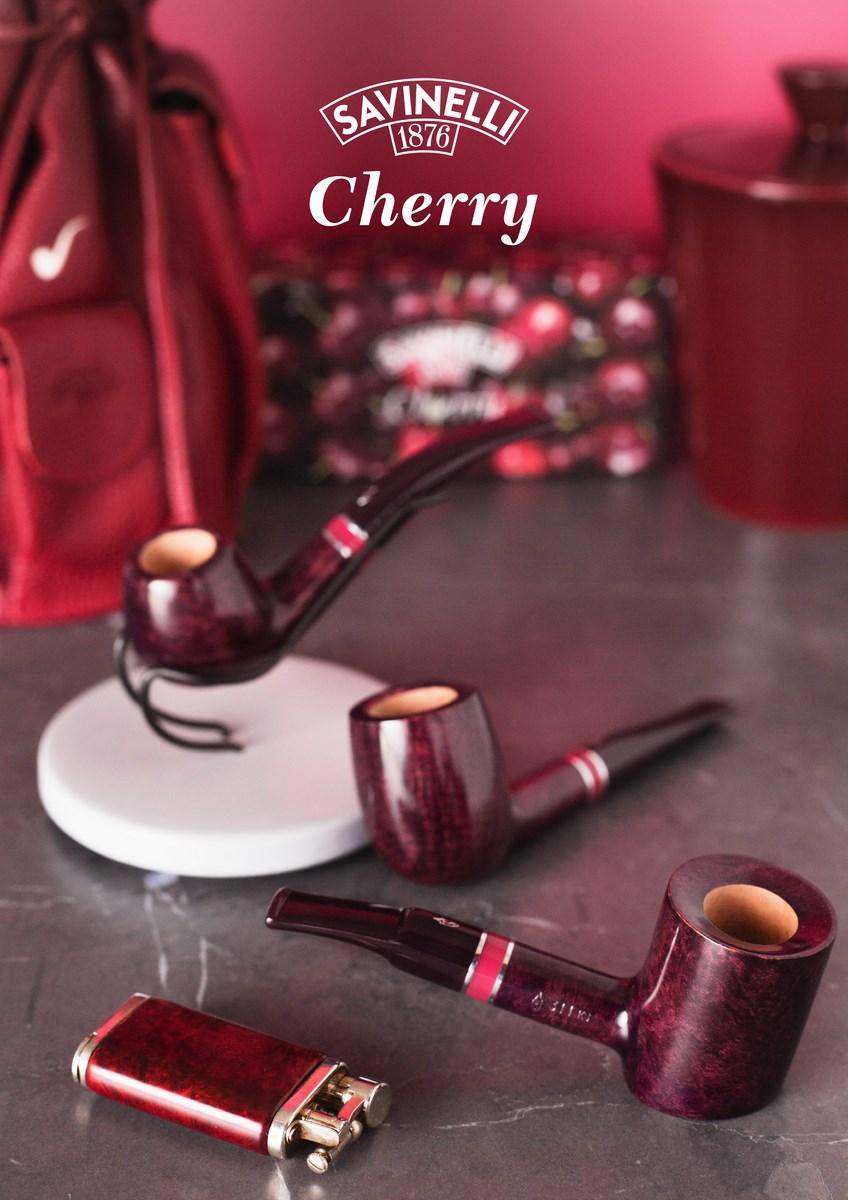 Savinelli - Cherry