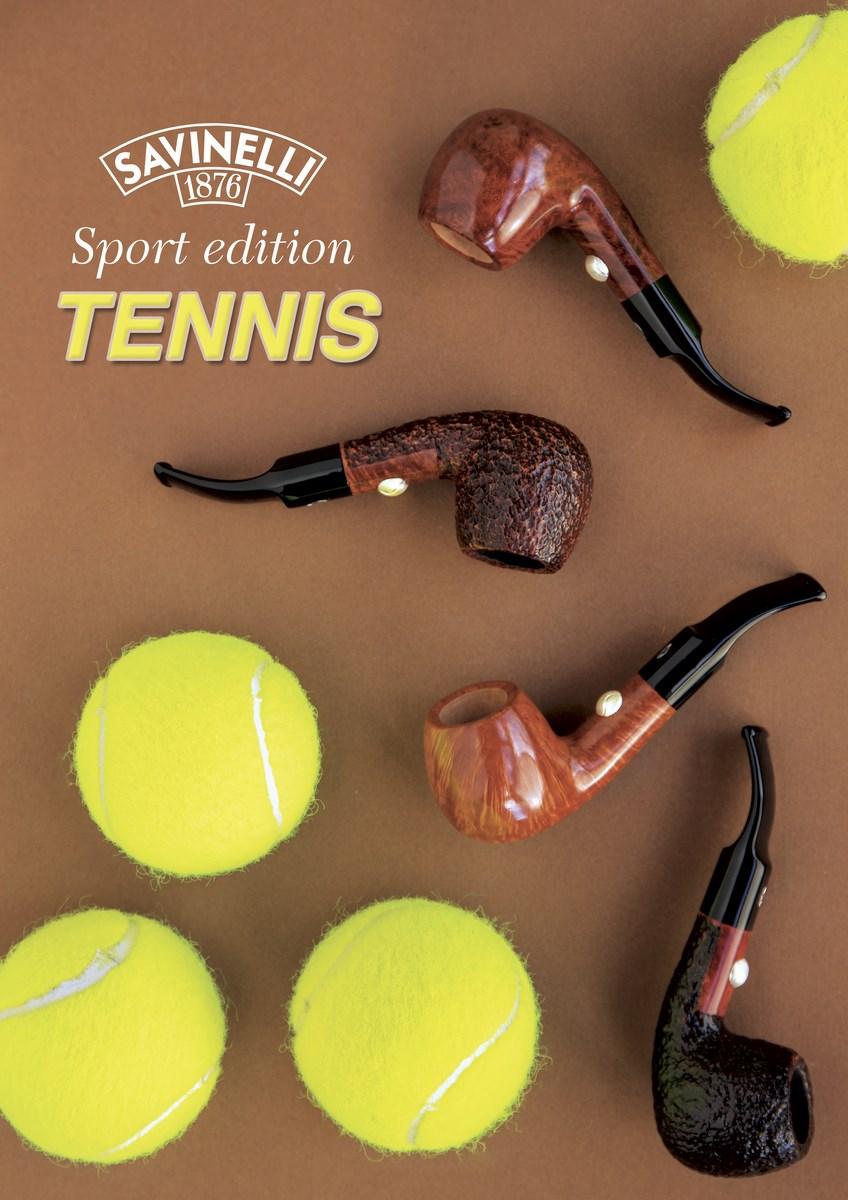 Savinelli - Sport Edition Tennis